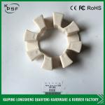 90H Excavator Coupling White Rubber Hydraulic Pump Coupler PU Material