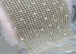 FASHION BRASS/ COLORED ALUMINUM ALLOY METALLIC MESH FABRIC COLTH