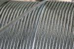 Filamento de acero galvanizado