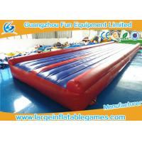 Gymnastics Inflatable Air Track Tumbling Sport Gym Mat For Training