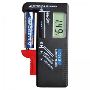 China family tool good helper Quickly and easy Universal battery tester Perfect companion for travel on sale