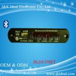 China JK6839BT  Gor amplifier speaker Audio usb sd fm radio bluetooth mp3 module wholesale