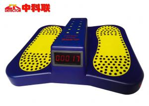 China High - Intensity ABS Material Shoes Scanner Sound And Light Alarm Mode on sale