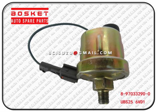 8-97033290-0 8970332900 Isuzu D-MAX Parts Oil Pressure Sensor For