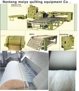 China production line of quilt on sale