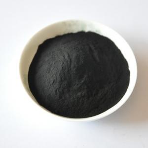 China Natural Oxidized Lignite Humic Acid Organic Fertilizer , Black Powder Feed Additive Sodium Humate on sale