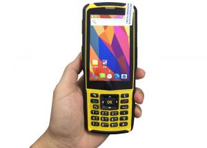 China Industrial Android 1d 2d Barcode Scanner Handheld PDA Scanner on sale