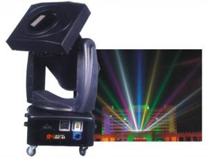 China 7000W / 6KW / 7KW Moving Head Discolor Outdoor Searchlights / Search Lights AC220 - 240V on sale