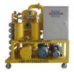Equipamento da purificação de óleo do transformador do vácuo alto/óleo do transformador série ZYD-N do filtro da unidade da filtragem/óleo do transformador