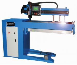 China Longitudinal Seam Welder Straight Seam Welding Machine Gas Shielded Welding on sale