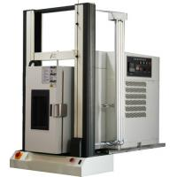 Precision Double Pillar Universal Material Tester With Temperature Test Chamber