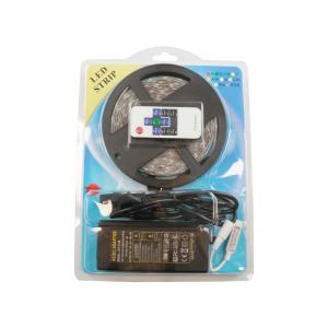 China DC12V SMD 5050 RGB 240lm Flexible Waterproof Led Strip on sale
