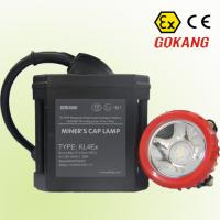 ATEX approved LED coal miner