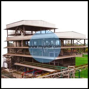 China Turnkey Project Palm Oil Plant on sale