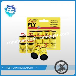 China Expert Catch Fly Ribbon Fly Glue Trap Insect Trap on sale