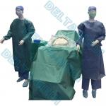 C-section surgical pack C-section surgical set   Caesarean surgical pack  Cesarean surgical set  Obstetric surgical pack