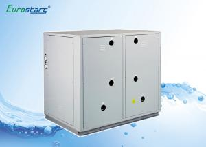 China Energy Saving Geothermal Water Source Heat Pump , Cooling Heating And Sanitary Hot Water on sale