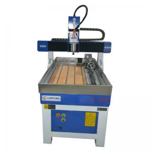 China 2.2kw 4 axis 6090 cnc router carving and milling machine made in China on sale