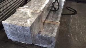 China Railway Structural Parts 6082 Aluminum Bar , Hexagonal Aluminium Bar on sale