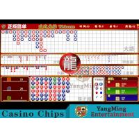 SGS Gambling Baccarat System Automatically Adjust The Display Resolution