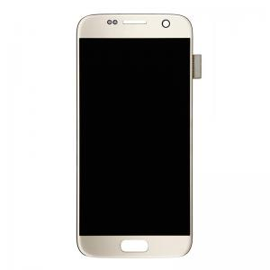 China White Galaxy S7 Lcd Display / Samsung Galaxy LCD Screen 2560 X 1440 Pixel on sale
