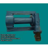 China Worm Gear hydraulic winch on sale