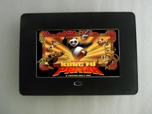 China 7 inch Lcd Digital Photo Frame With USB , SD Card 12V 1.2A DC Adaptor on sale