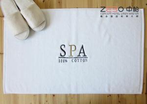 China La estera de baño de cinco de la estrella del hotel toallas del piso fija el agua excelente 300Gram absorbente on sale