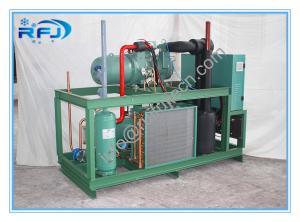 Single Screw Type Compressor Refrigeration Condensing Units