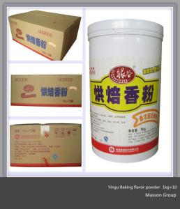 China Pure Aroma Ingredients Baking Powder Flour With Cheese Flavors on sale