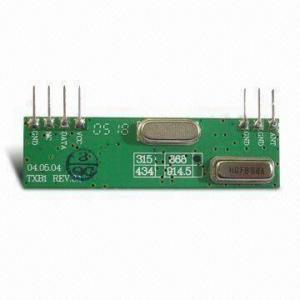 FSK/PLL Transmitter Module/RF Module, Ideal for 315, 433 92