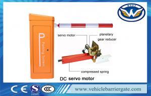 China DC 24V Brushless Motor Parking Lot Arm Gate , Parking Gate Barrier IP54 Adjustable Speed on sale