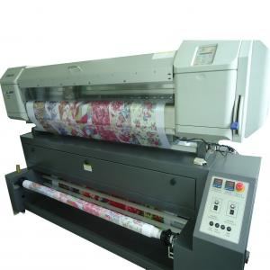 China 1.6M Digital Large Format Fabric Plotter For Banner Flag Printing on sale