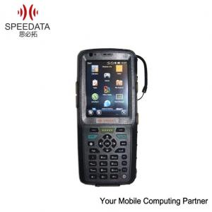 China Rugged rfid portable data terminal with android 2d barcode scanner pdf417 portable data collector on sale
