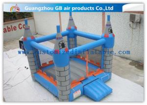 China Attractive Small Toddler Inflatable Bouncer / Bouncy Castle House For Rentals on sale