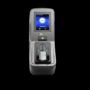 China ZKTECO VF350 Fingerprint vein access control with TCP/IP SOFTWARE Biometric door access on sale