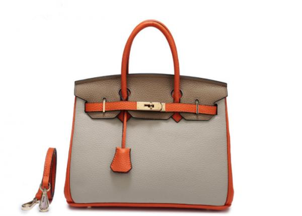 e8b60e7bcc Fashionable Women Leather Handbags   Customized Casual Tote Bags Genuine  Leather Images