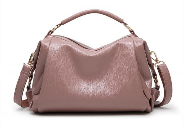 8cf879b86872d PU Handbags Fashion Women Daily Hobo Bag Artificial Leather Tote Bags Images