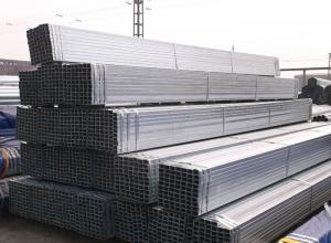 China ASTM A500 Hollow Section Steel Square Steel Pipe Fixed Length With CE Certificate on sale