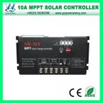 QueensWing 12v/24v 10a MPPT Home Use Solar Charge Controller (QW-MT10A)