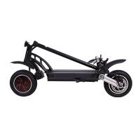 Dual Motor Folding Electric Scooter 2000W For Off Road Use , Long Life