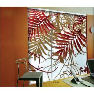 China Unique Interior Decorative Glass Doors / Art Glass Door For Glass Mural Walls on sale