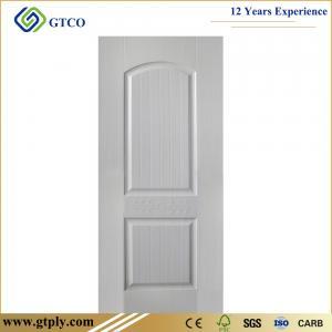 China Cheap Price 820X2150X3mm Melamine HDF Door Skin on sale