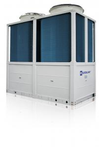 China Low Noise EXV Control Air Cooled Heat Pump Package Unit 500kW - 800kW on sale