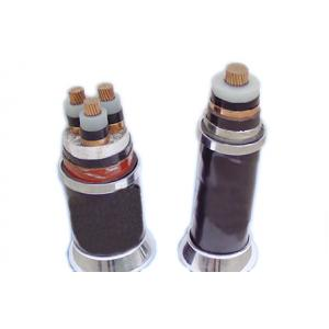 China 33KV AND 11KV IEC 60092-350 , IEC 60092-353 Standard XLPE Insulated copper  Screened Power Cable for Industry on sale