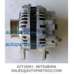 A2T38891 LRB00230 - MITSUBISHI Alternator 12V 75A Alternadores 4G93 4G92 4G13
