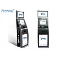 China Customized Functional Payment Terminal Touch Screen Lobby Kiosk For Water / Gas Bills on sale