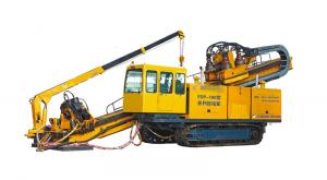 China Truck Crawler HDD Rig With 1800KN Pull Capacity For Underground Pipe Laying on sale