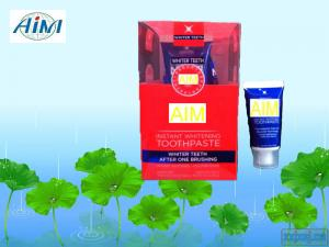 China whitening toothpaste OEM and ODM on sale