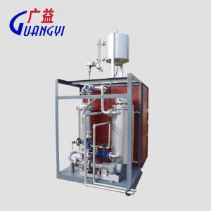 China anti-explosion electric thermal oil  heater for heating oil tank on sale
